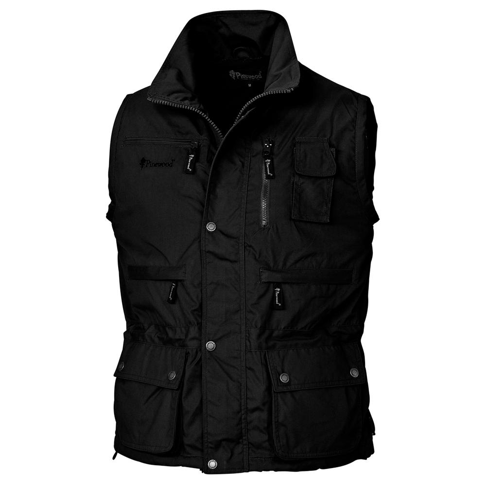 dahuo Damen Outdoor Cargo Weste Jacke Utility Weste Military Jacket Weste mit Taschen